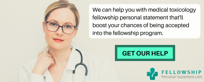 medical toxicology fellowship