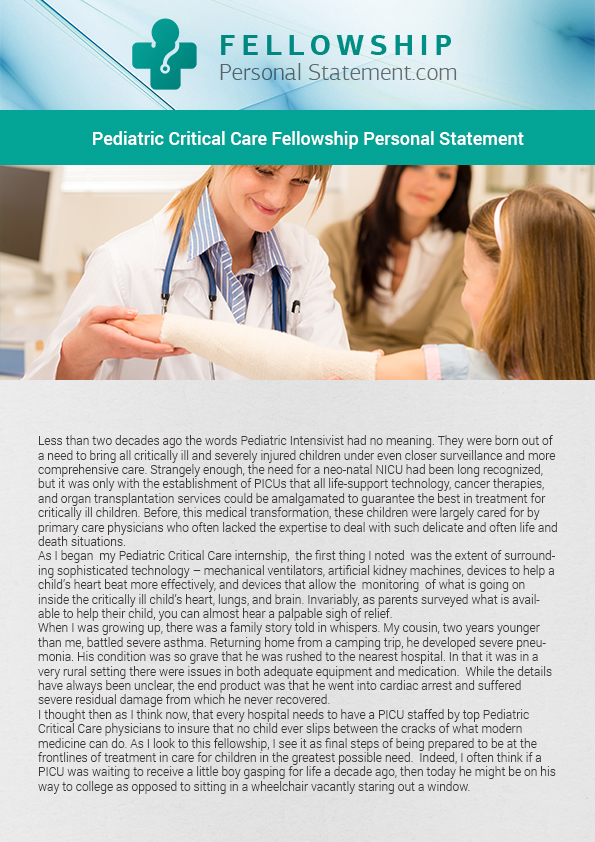 Get The Basic Tips About Pediatric Critical Care Fellowship