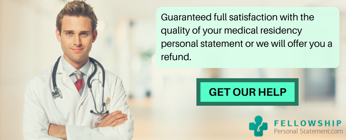 high quality residency personal statement writing services